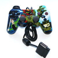 OFFICIAL LICENSED WIRED PLAYSTATION CONTROLLER GAMEPAD JOYPAD FOR SONY PS1/PS2