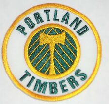 NASL 80S PORTLAND TIMBERS PATCH BADGE LOGO FOR ADIDAS SOCCER JERSEY SHIRT MLS