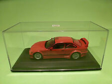 MINICHAMPS BMW M3 GTR E36 - RED 1:43 - NEAR MINT IN BOX