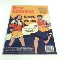 NEW SCIENTIST MAGAZINE RUNNING VS WALKING March 2020