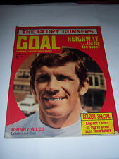 GOAL FOOTBALL MAGAZINE 5/6/71 - #148 - LEEDS UNITED / CHELSEA / MANCHESTER CITY