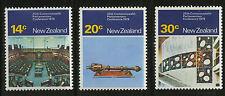 New Zealand   1979   Scott # 698-700   Mint Never Hinged Set