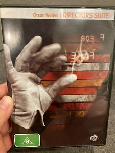 F for Fake region 4 DVD (1973 Orson Welles documentary movie)