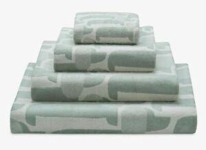 Orla Kiely 100% Cotton 590 GSM Dog Show Bath Towel 70 x 125cm