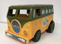 Vintage 1989 Teenage Mutant Ninja Turtles Bus Vehicle Turtle Van TMNT Toys