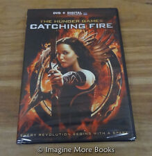 Catching Fire (2nd movie in Hunger Games series) ~ NEW/SEALED DVD