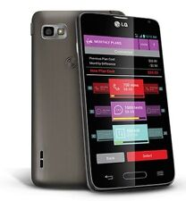 NEW Virgin custom Mobile LG720 LG Unify Processor 1.2GHz 1GB RAM 4G LTE in Black