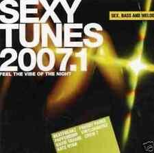 Sexy Tunes 2007.1 - Feel the Vibe .. Night - 2 CD NEU Discotronic Dj Bomba