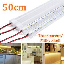4/10X 50cm 12V 36 LED Strip Light Tube Bar Hard Rigid Lamp or Car Caravan
