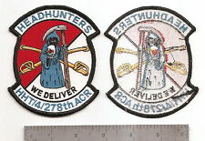 "#261 US ARMY HHT/4/278tH ARC PATCH ""HEADHUNTERS"""