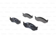 Bremsbelagsatz, Scheibenbremse für Bremsanlage Vorderachse BOSCH 0 986 424 284