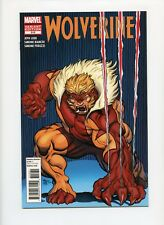 Wolverine #310 NM+ McGuiness Variant Sabertooth Cover
