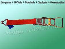 SH# Ratsche f. Spanngurt, Festende 50 mm 2000daN Orange