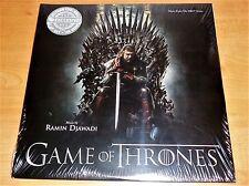 GAME OF THRONES - SEASON 1, FYE EXCLUSIVE, VALYRIAN STEEL SILVER 2 LP, 180 GRAM