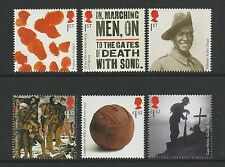 GB 2015 1st Guerre Mondiale 1915 Timbres MNH