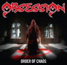 Order Of Chaos - Obsession (2012, CD NIEUW)