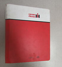 Case 600 660 Combine Service Repair Manual 9-63801 1967