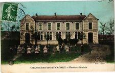 CPA CHASSAGNE-MONTRACHET - École et Mairie (175965)