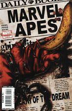 Marvel Apes #4 | December 2008 | MARVEL Comics