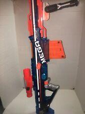 Sonic Ice Blue Nerf Mega Centurion Dart Blaster