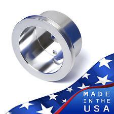 Small Block Chevy Crankshaft Pulley V Belt 1v Crank Lwp Sbc 350 327 400 Aluminum