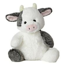 Aurora 3392 Plush Stuffed Animal 12 inch Sweet & Softer Clementine Cow, Soft Toy