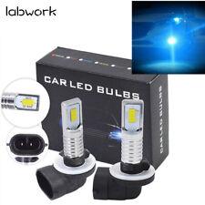 881 886 889 894 896 898 LED Fog Light Bulb Kit 35W 4000LM 8000K Ice Blue New