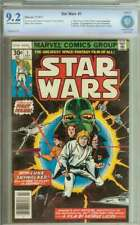 STAR WARS #1 CBCS 9.2 OW/WH PAGES