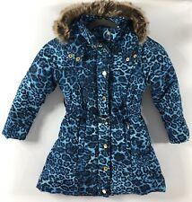 d2ef80b14 girls leopard print coat