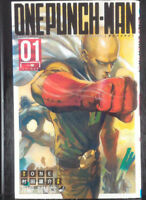 ワンパンマン-One-Punch Man-Volume 1─Japan Import