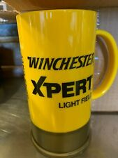 WINCHESTER XPERT AMMO MUG SET unused SUPER X duck pheasant LOADS ADVERTISING 4