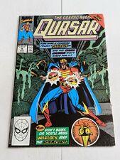 Quasar #8 March 1990 Marvel Comics
