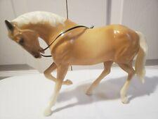 Vintage Hartland Prancing Palomino Horse Hartland Plastics Reins