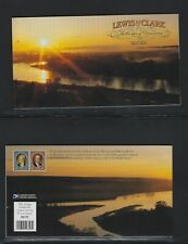 US 2004 LEWIS AND CLARK BOOKLET 37 CENT STAMPS - FREE SHIPPING