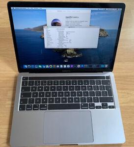 "Damaged Apple MacBook Pro 13"" TouchBar I5 2GHz 16GB 512GB / 2020 Model/Ref872"
