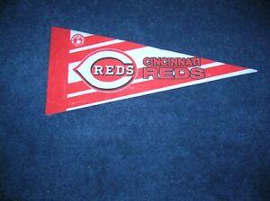 Cincinnati Reds 1990's mini pennant