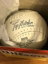 Wilson Top Notch 16 Inch Softball A9216 In Original Box