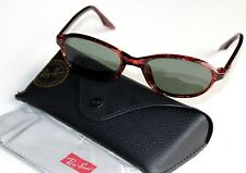 c0c16746e5a B L Ray Ban Sidestreet Rectangle shiny dark tortoise TOP ungetragen