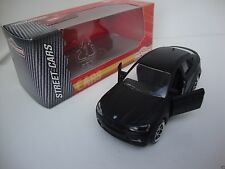 Majorette 1:64 scale  bmw x6  3 inches   suberb detail