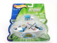2003 Hot Wheels Atomix Rapid Rescue Squad