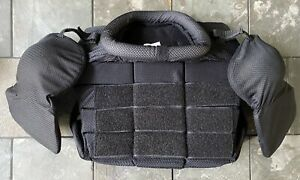 Galls Upper Body Protection System Body Armor Black Size M