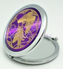 Compact Mirror Butterflies Wedding Bridal Shower Favors Party Purse Gifts