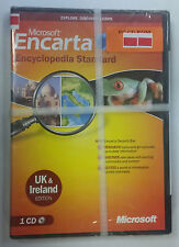 Microsoft Encarta 2005 Encyclopedia Standard UK & Ireland Edition (PC CD-ROM)