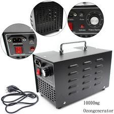 Commercial Industrial Ozone Generator Air Purifier 10000mg Deodorizer Sterilizer