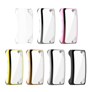 TPU Smart Watch Case Skin for Fitbit Inspire 2 Protective Full Cover Guard