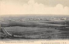 CPA AVIATION SEMAINE LYONNAISE D'AVIATION 7-15 MAI 1910