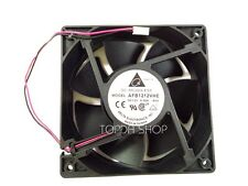 DELTA AFB1212VHE Large air volume Double ball fan DC12V 0.90A 120X120X38MM 2pin