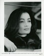 ANOUK AIMEE  UN HOMME ET UNE FEMME 20 ANS APRES 1986 VINTAGE PHOTO ORIGINAL