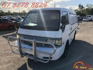 WRECKING2001 FORD ECONOVAN FOR PARTS (STOCK 500724)