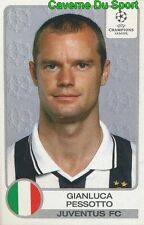 141 GIANLUCA PESSOTTO ITALIA JUVENTUS STICKER PANINI CHAMPIONS LEAGUE 2001-2002
